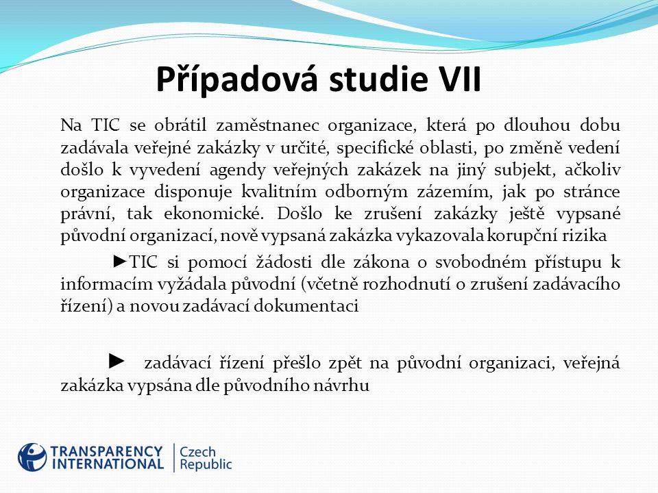 Případová studie VII