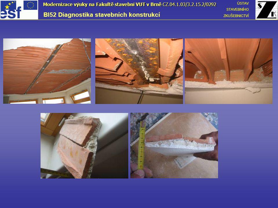 BI52 Diagnostika stavebních konstrukcí