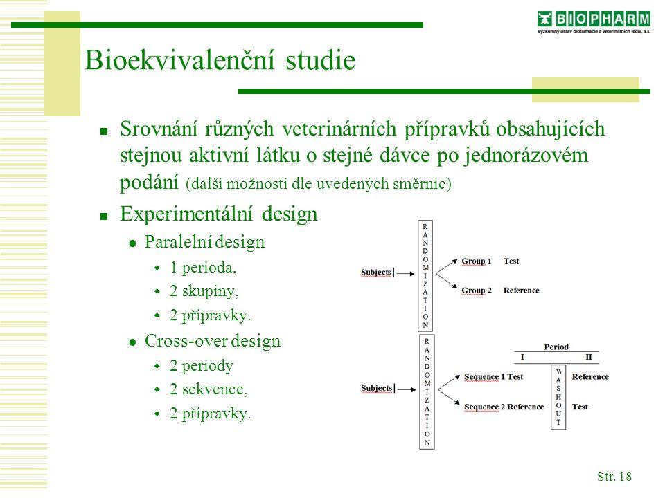 Bioekvivalenční studie