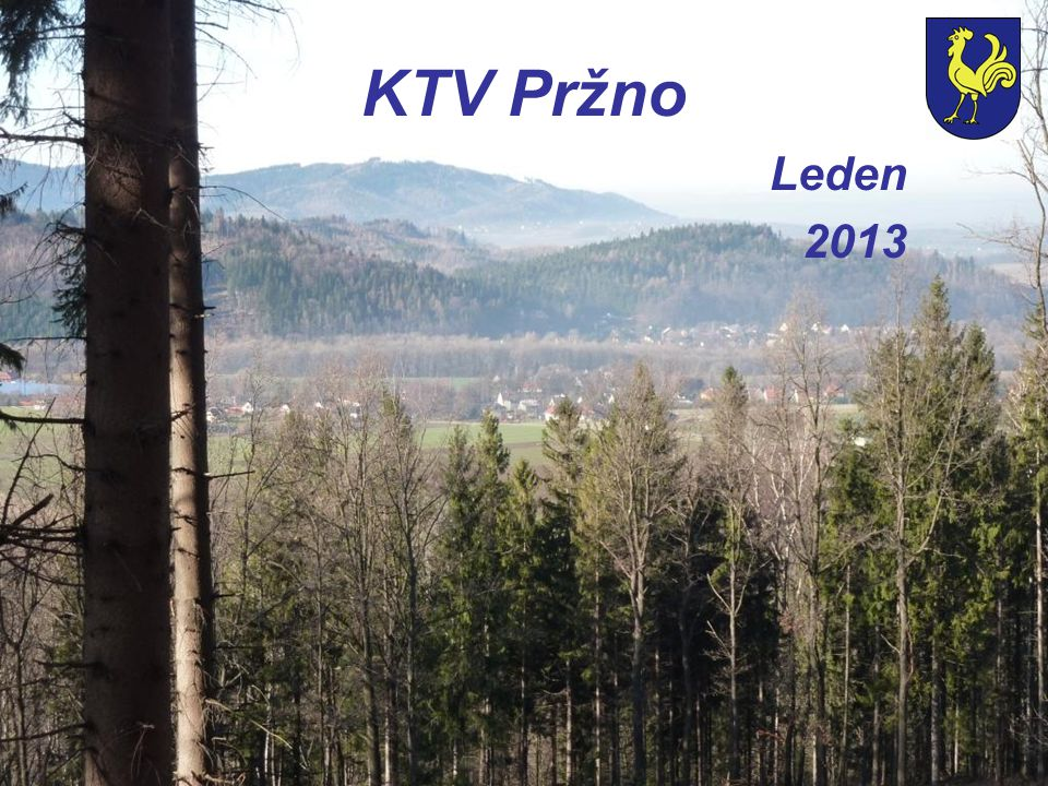 KTV Pržno Leden 2013