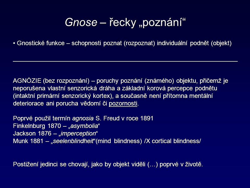 """Gnose – řecky """"poznání"""