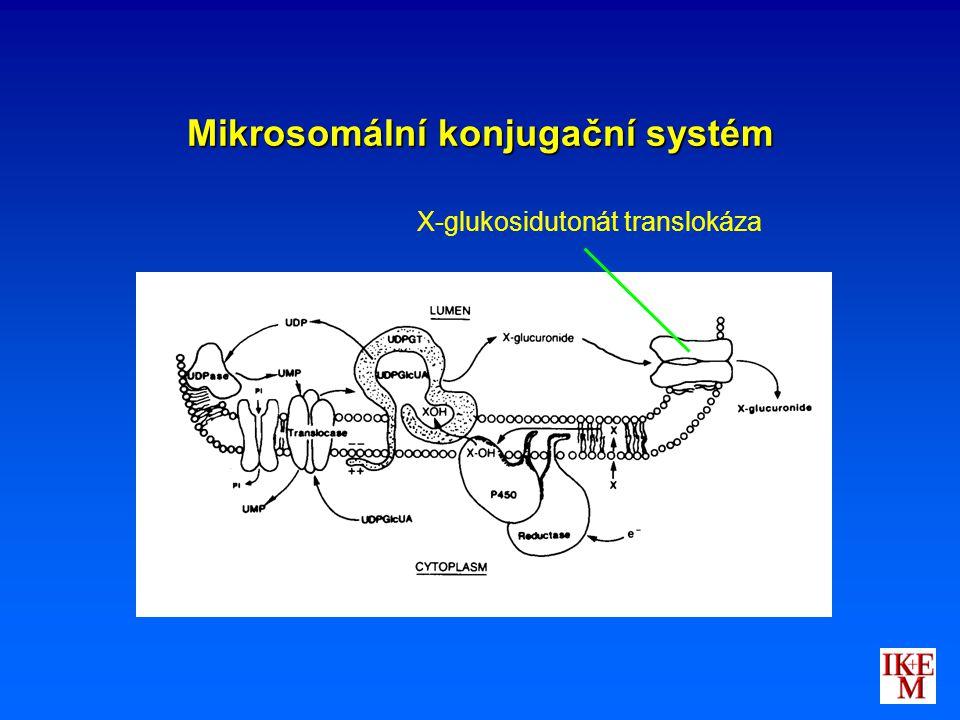 Mikrosomální konjugační systém