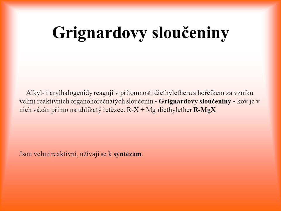 Grignardovy sloučeniny
