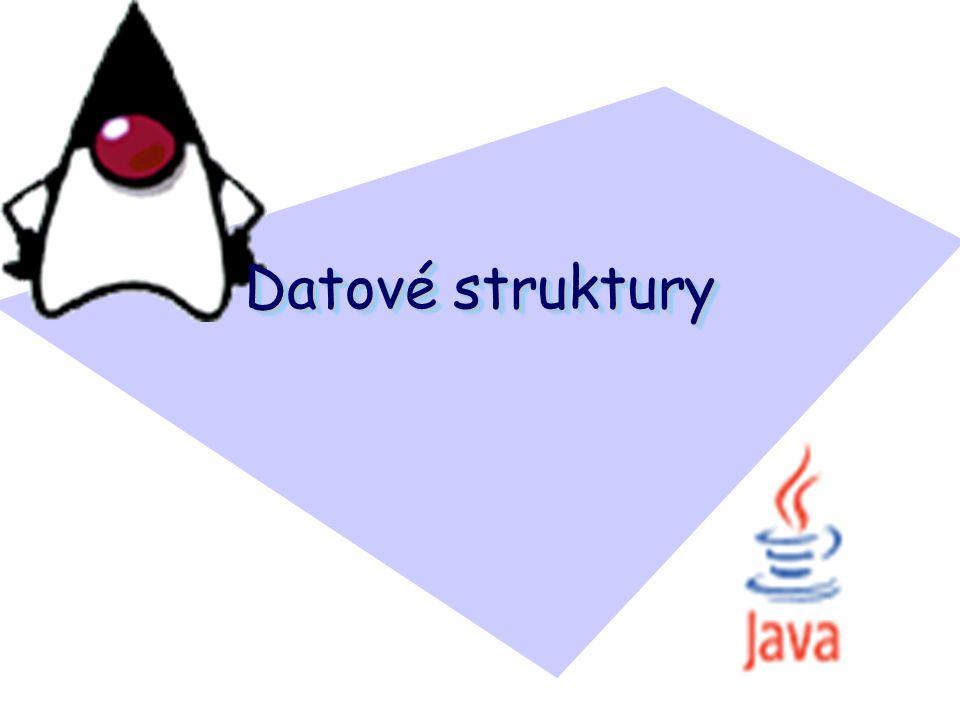 Datové struktury