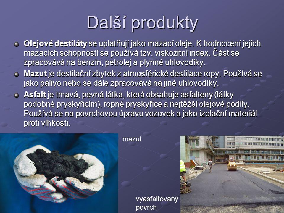 Další produkty