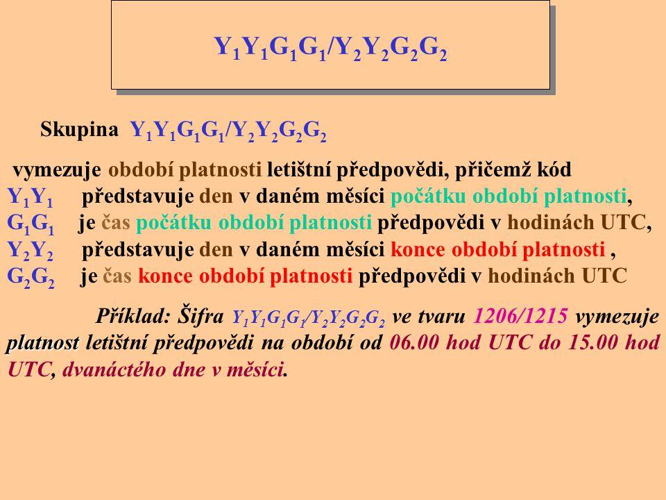 Y1Y1G1G1/Y2Y2G2G2 Skupina Y1Y1G1G1/Y2Y2G2G2