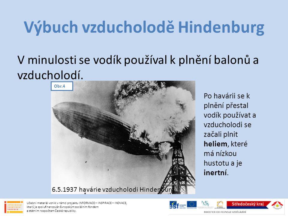 Výbuch vzducholodě Hindenburg