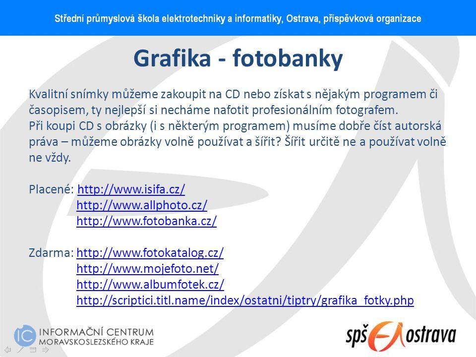 Grafika - fotobanky
