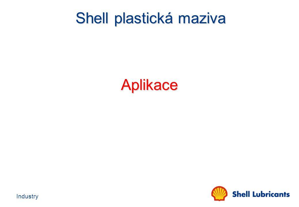 Shell plastická maziva