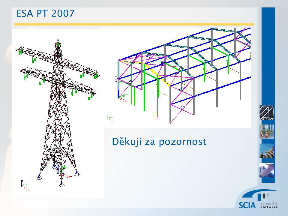 ESA PT 2007 Děkuji za pozornost
