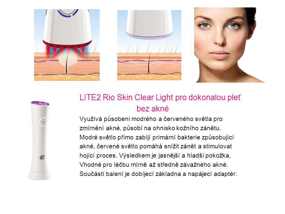 LITE2 Rio Skin Clear Light pro dokonalou pleť bez akné