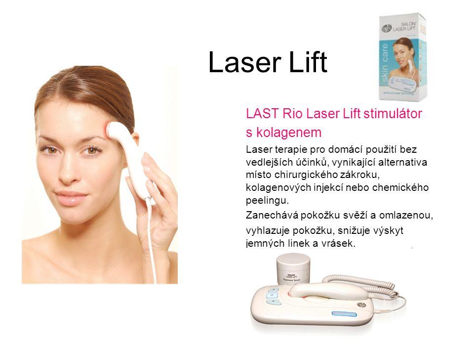 Laser Lift LAST Rio Laser Lift stimulátor s kolagenem