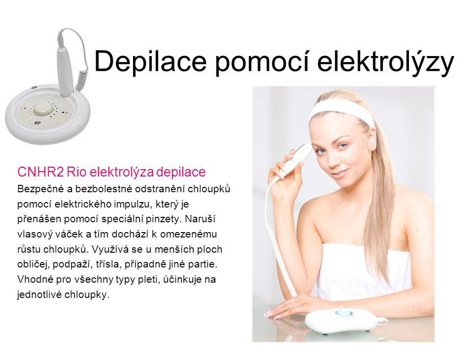 Depilace pomocí elektrolýzy