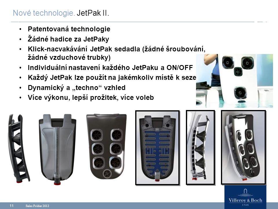 Nové technologie. JetPak II.