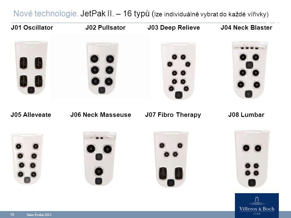 Nové technologie. JetPak II