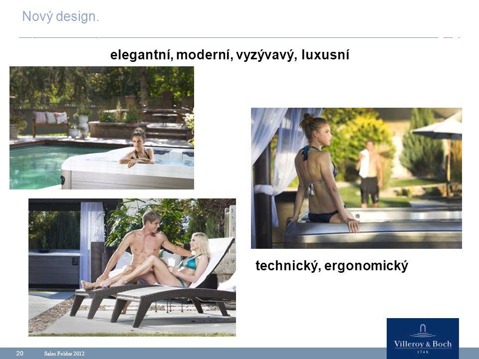 elegantní, moderní, vyzývavý, luxusní technický, ergonomický