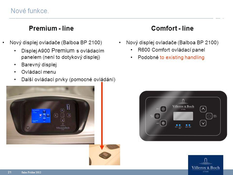 Premium - line Comfort - line