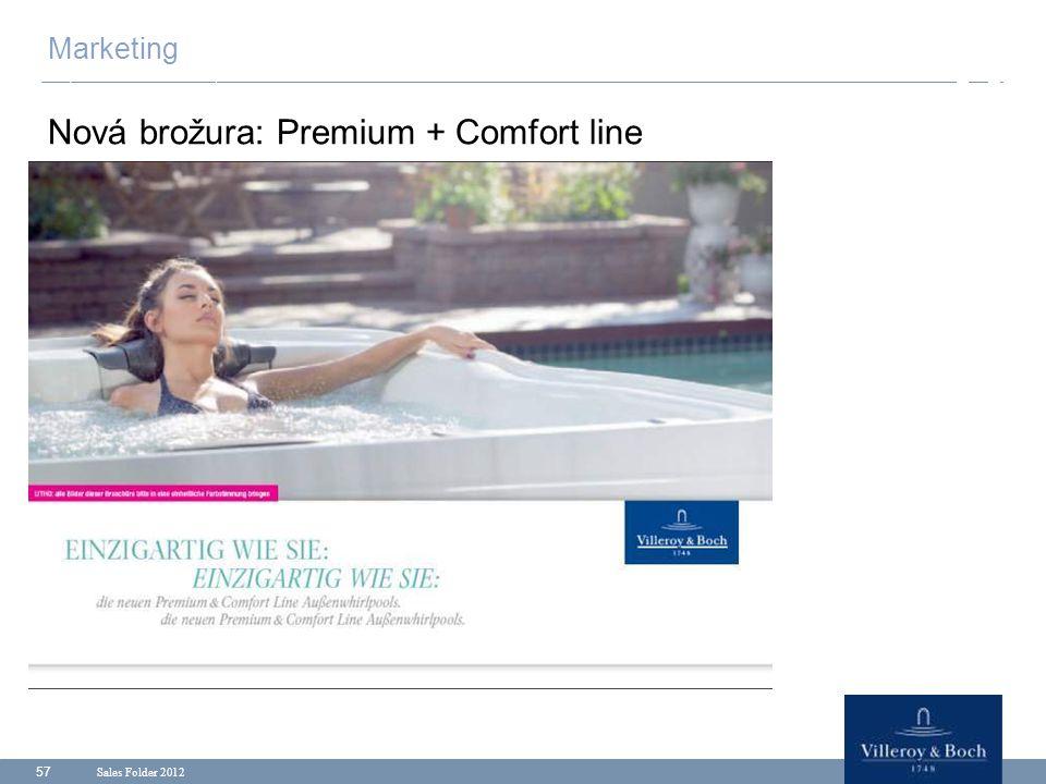 Nová brožura: Premium + Comfort line