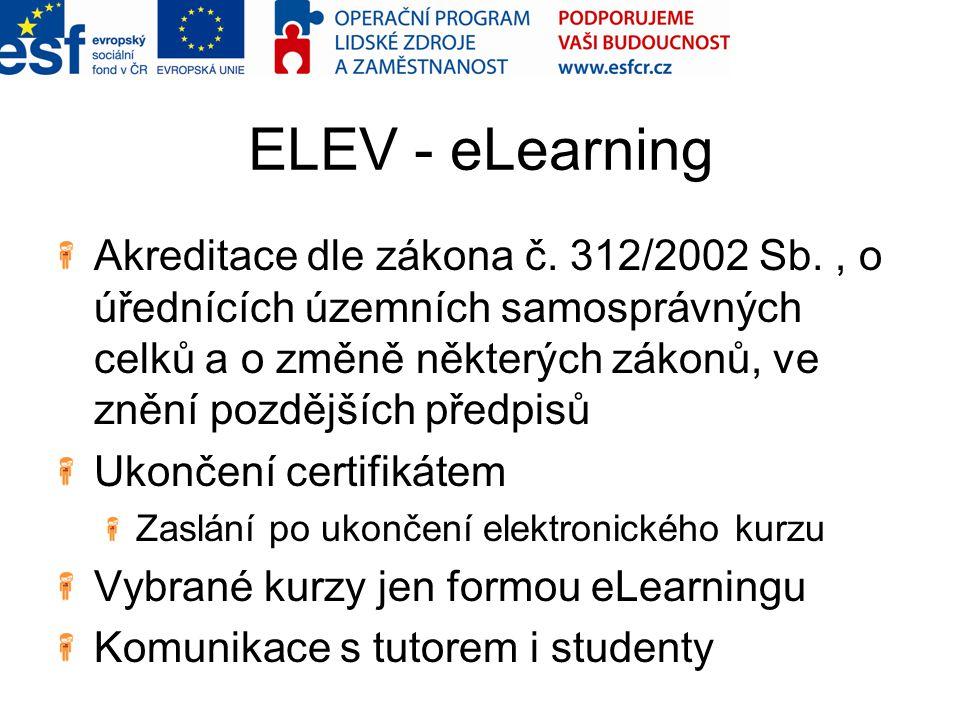 ELEV - eLearning