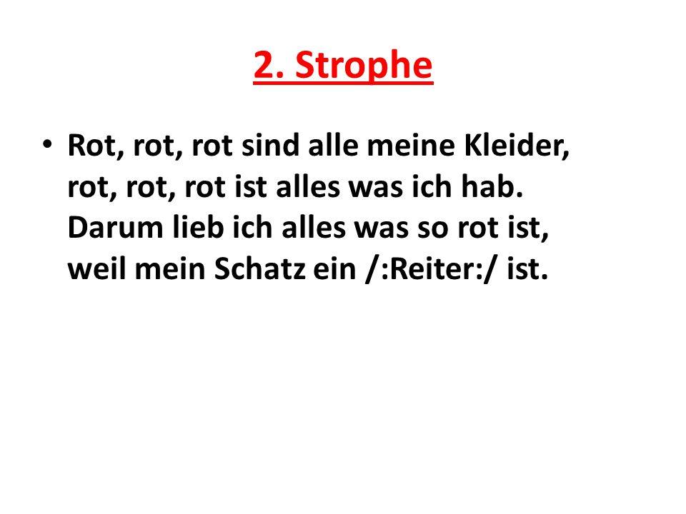 2. Strophe