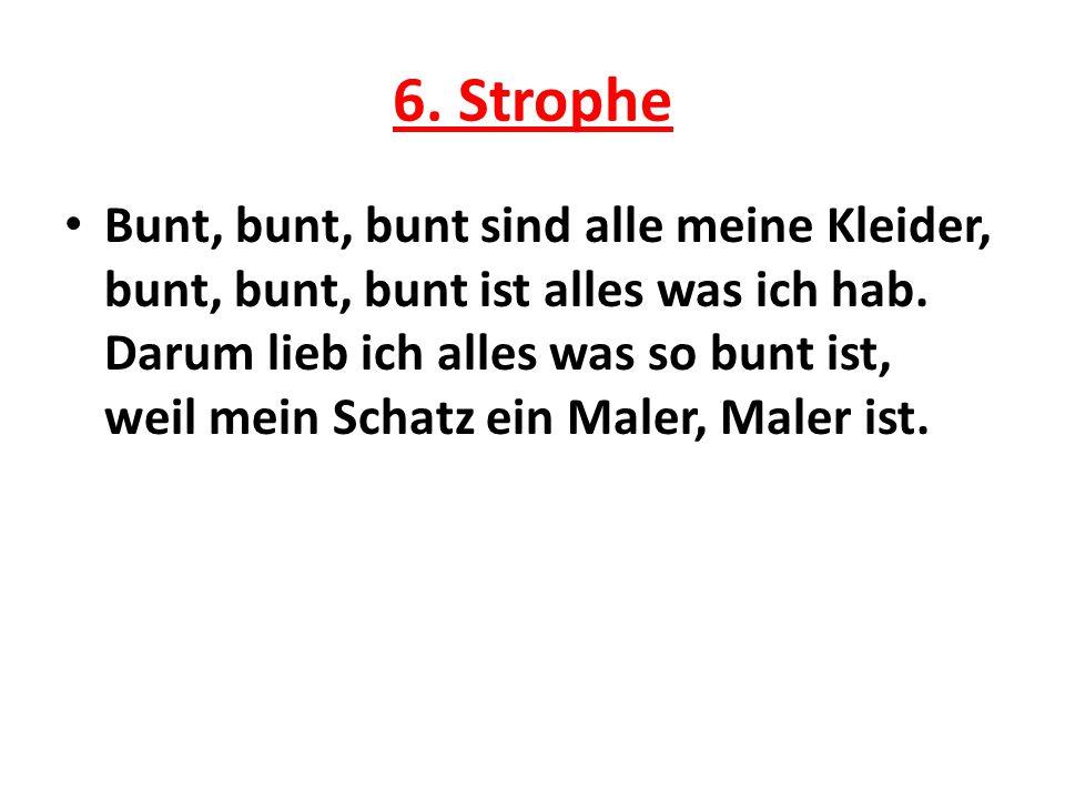 6. Strophe