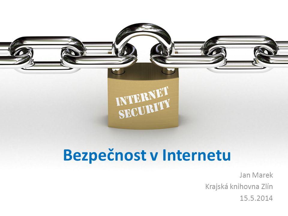 Bezpečnost v Internetu