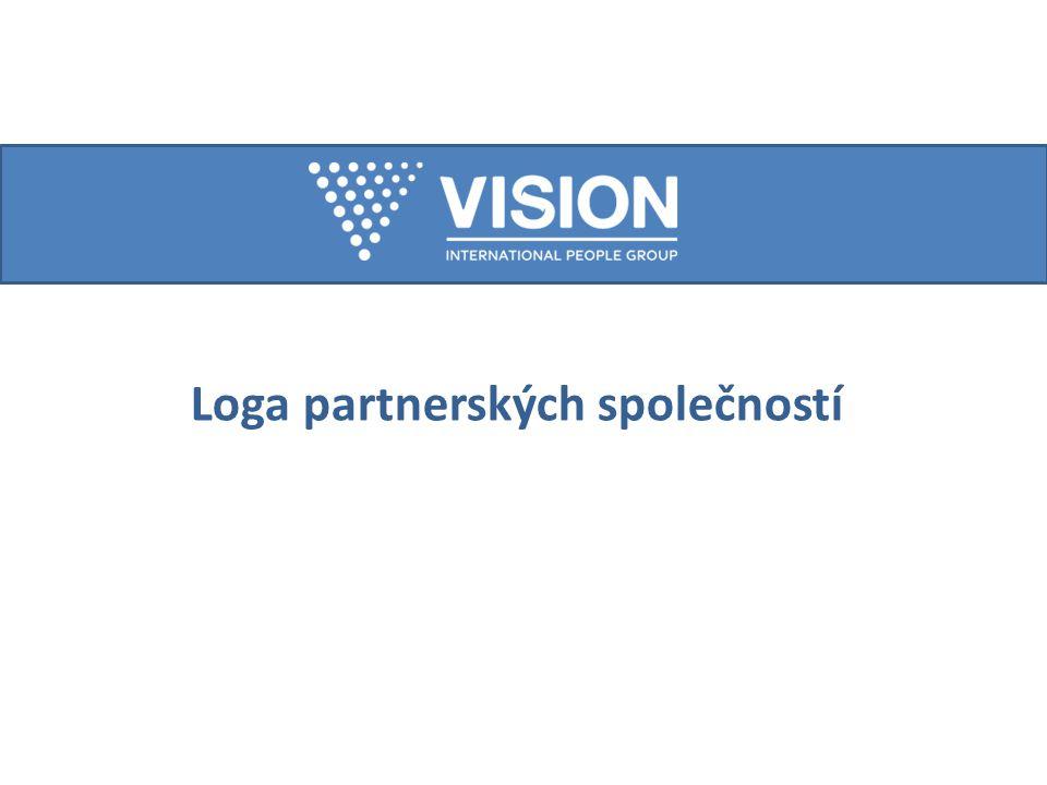 Loga partnerských společností