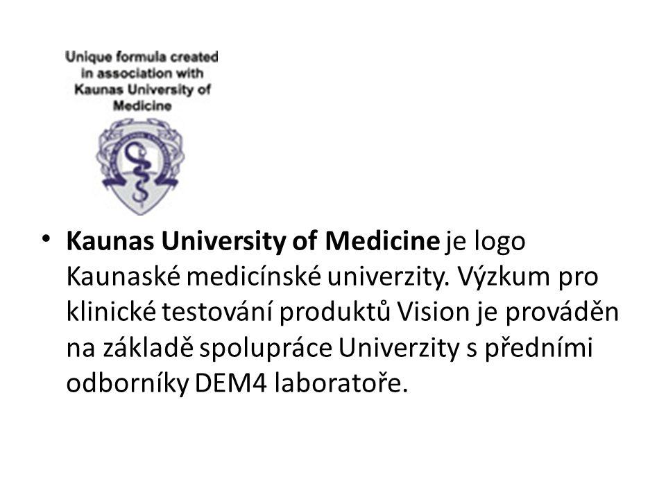 Kaunas University of Medicine je logo Kaunaské medicínské univerzity
