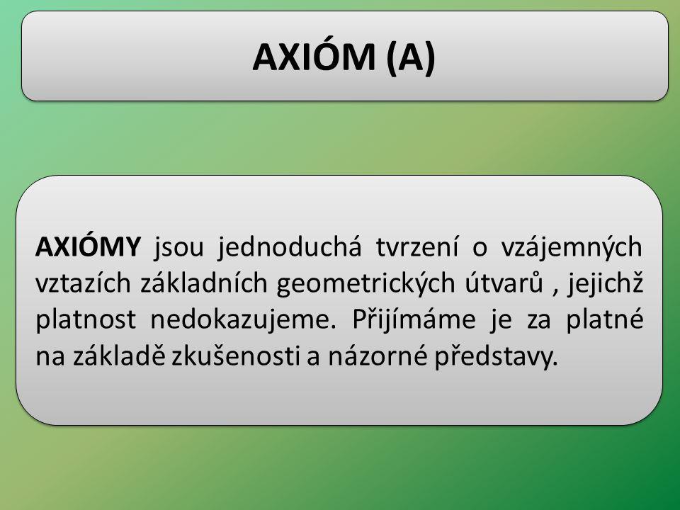 AXIÓM (A)