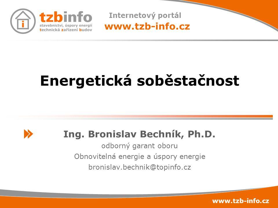 Energetická soběstačnost