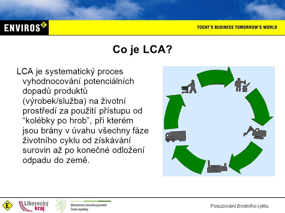 Co je LCA