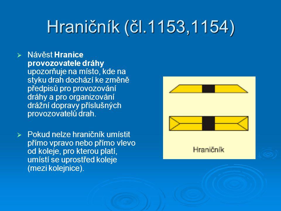 Hraničník (čl.1153,1154)