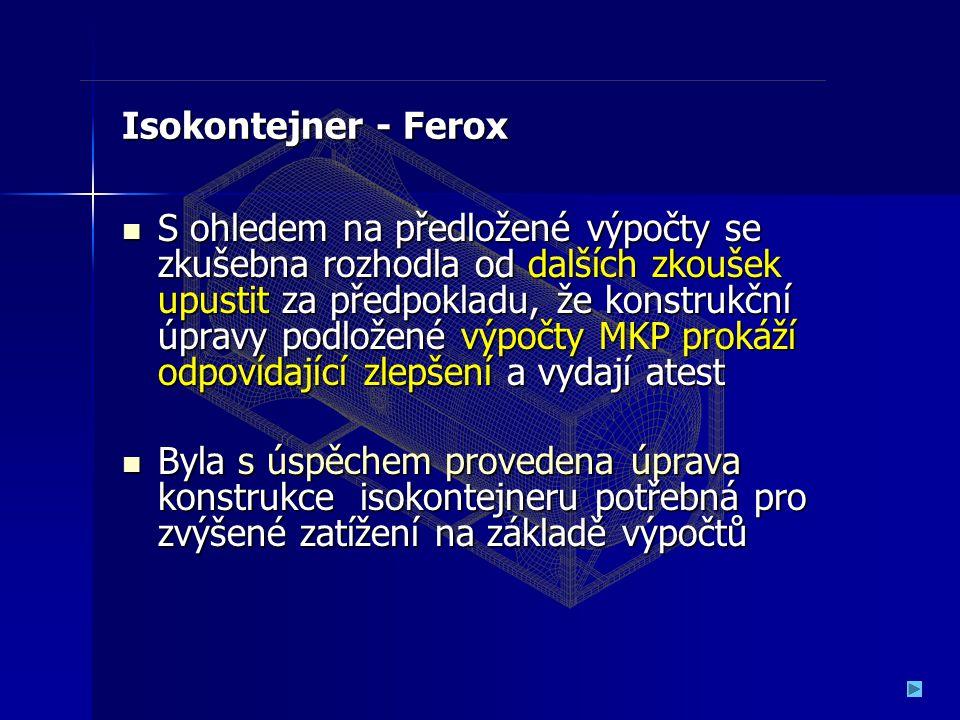 Isokontejner - Ferox