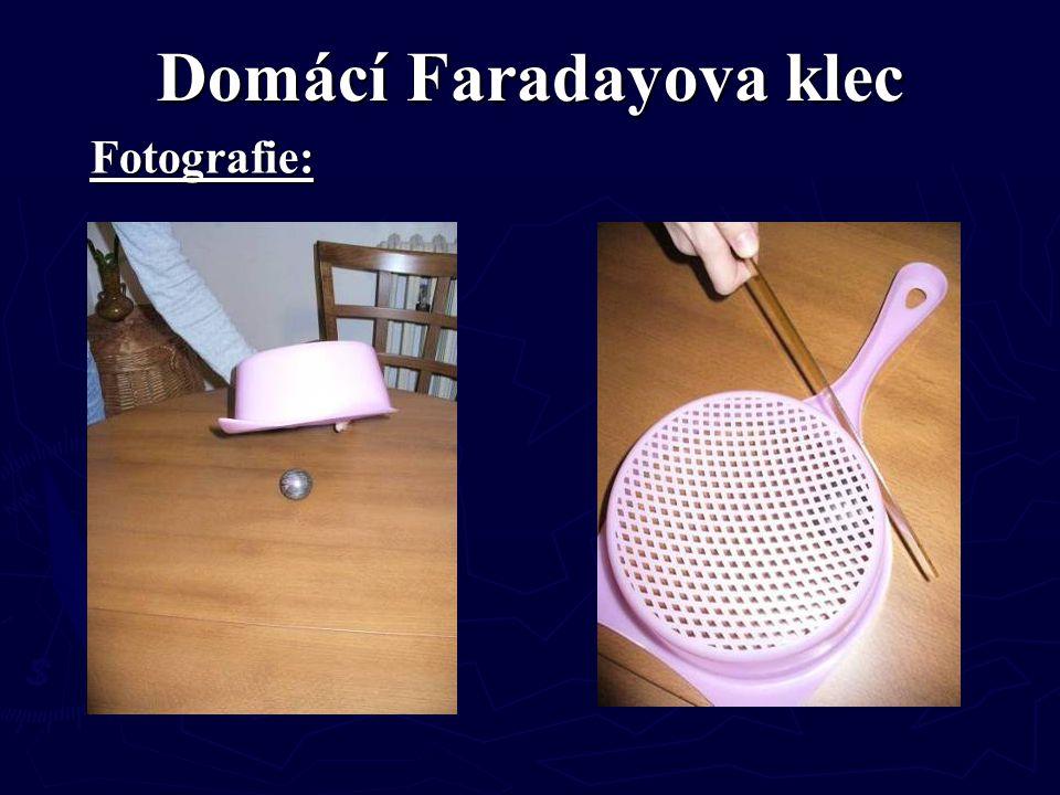 Domácí Faradayova klec