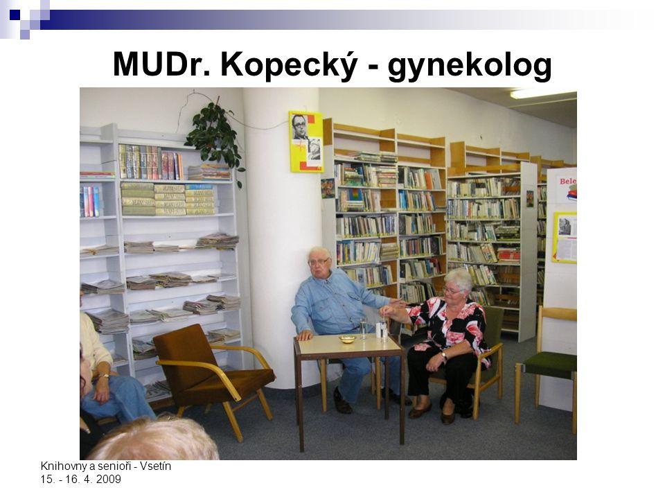 MUDr. Kopecký - gynekolog