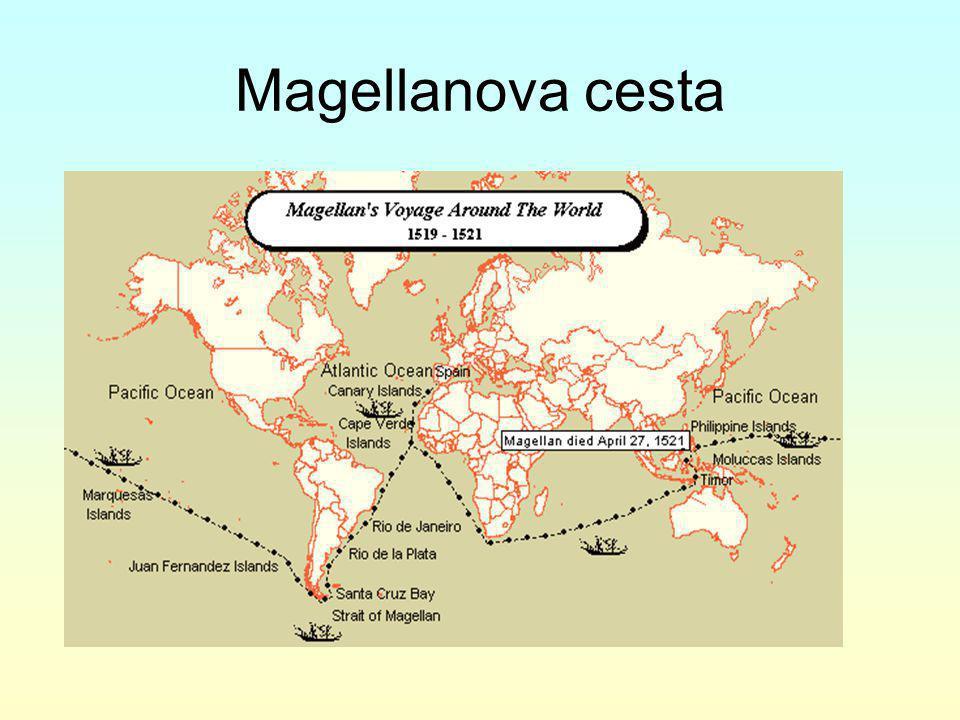 Magellanova cesta