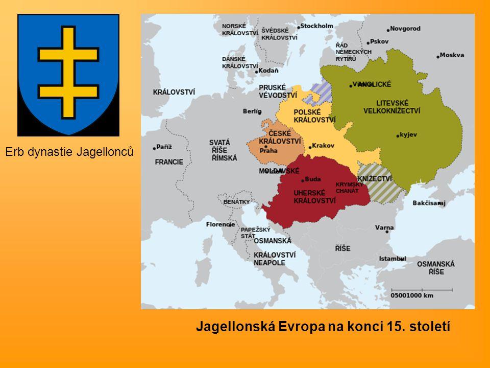 Jagellonská Evropa na konci 15. století