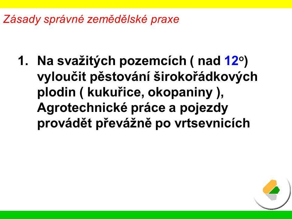 Zásady správné zemědělské praxe