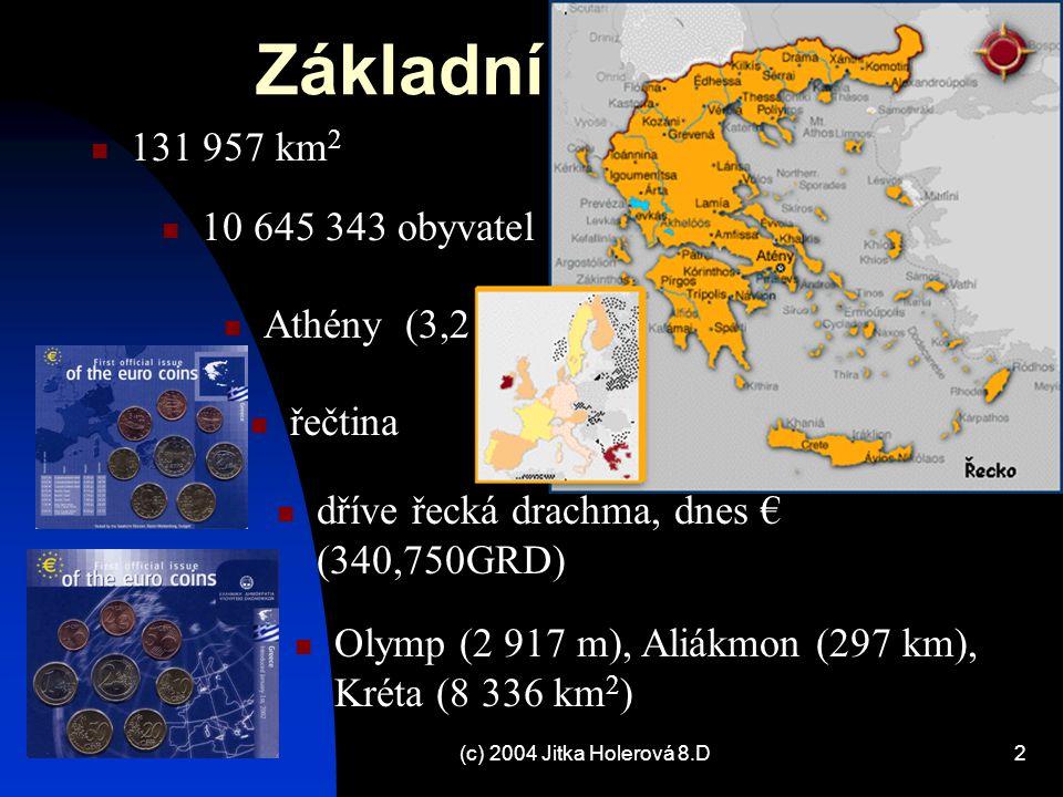 Základní údaje: 131 957 km2 10 645 343 obyvatel (červenec 2002)