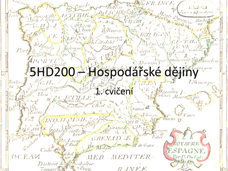 5HD200 – Hospodářské dějiny