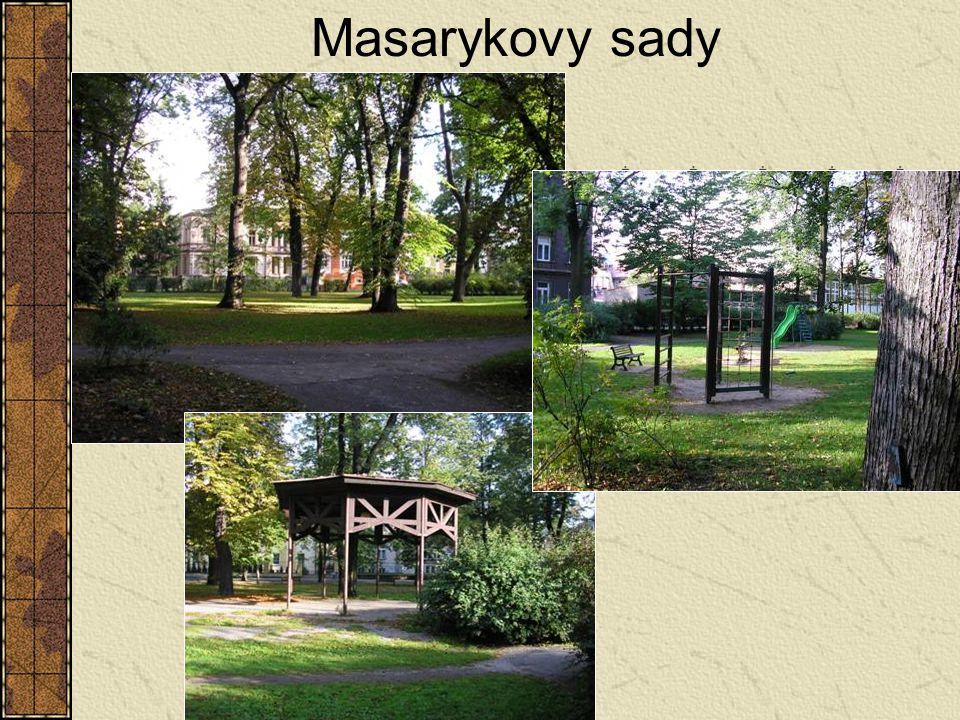 Masarykovy sady