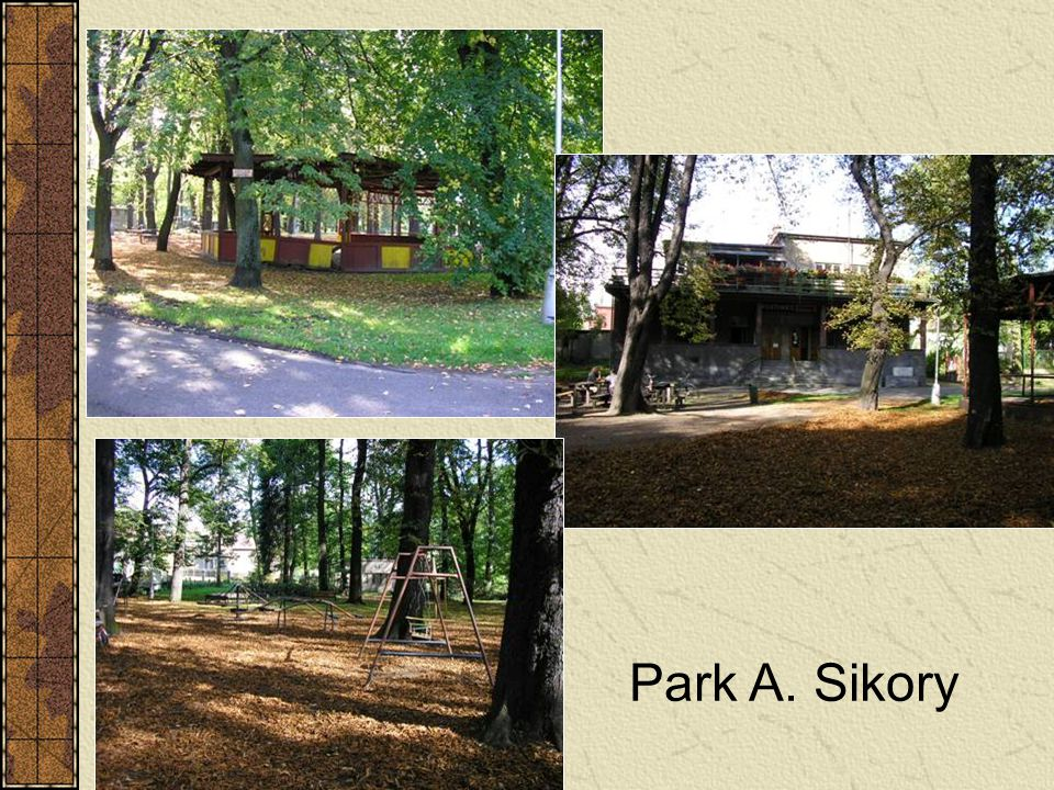Park A. Sikory