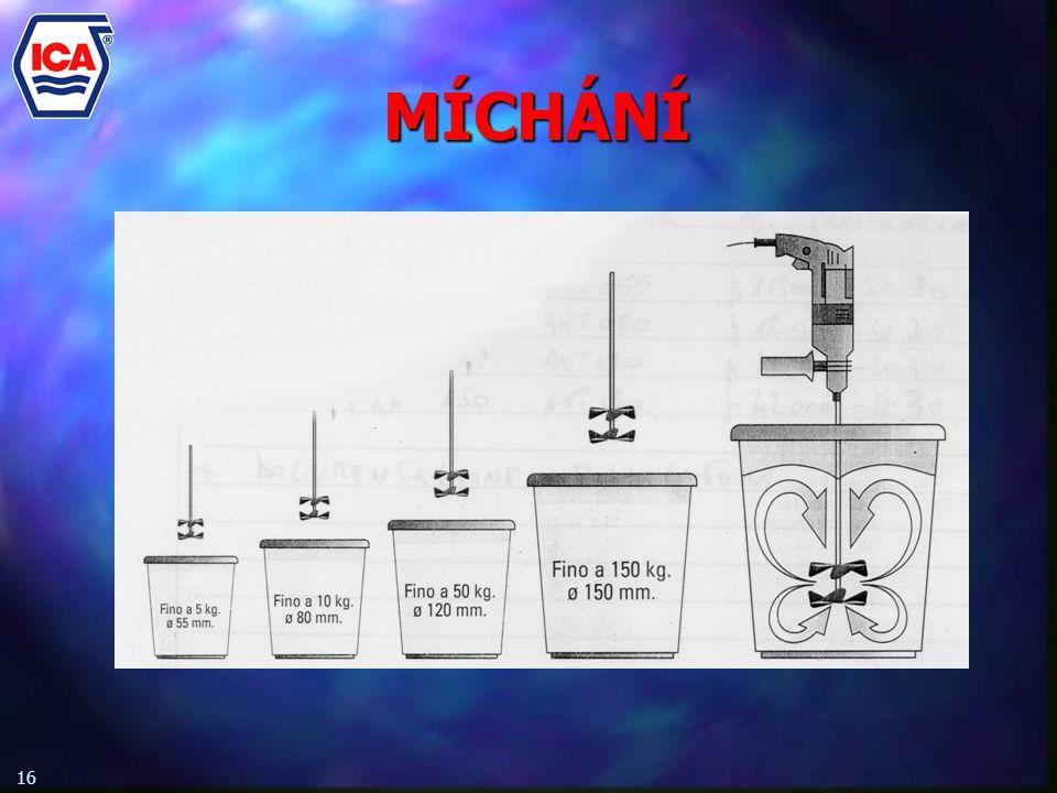 MÍCHÁNÍ 16