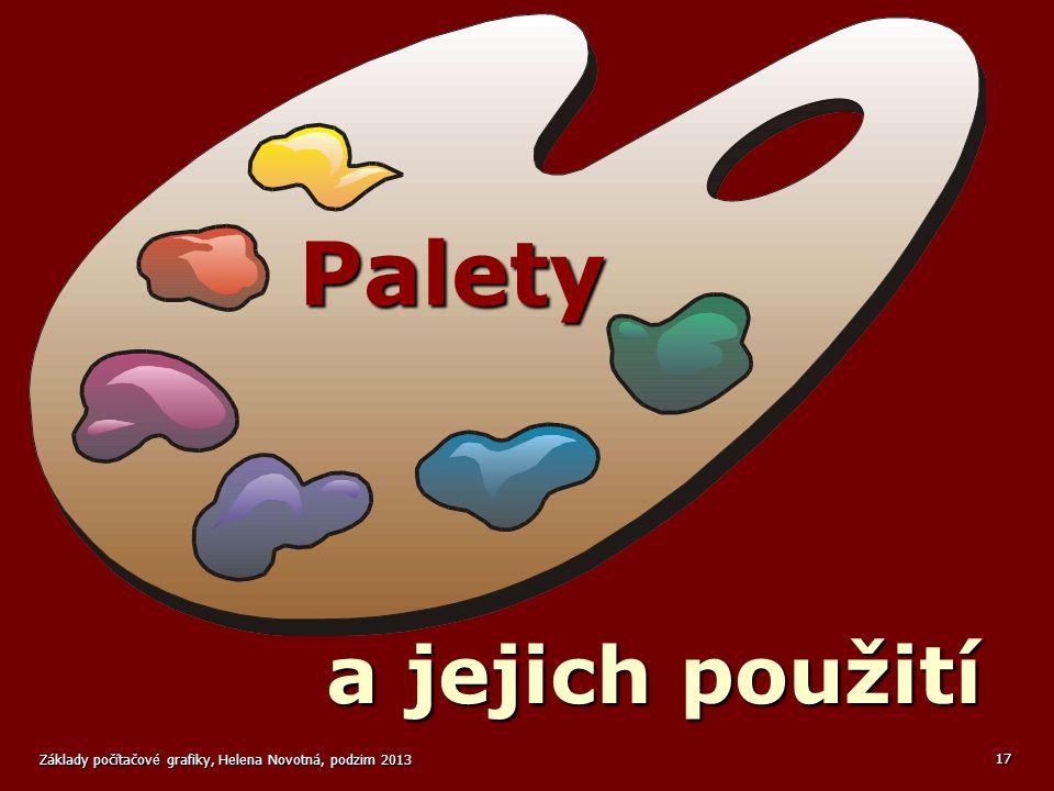 Palety a jejich použití