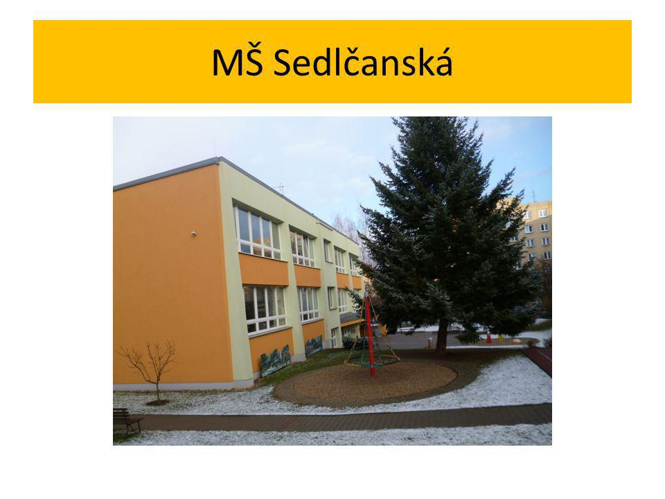 MŠ Sedlčanská