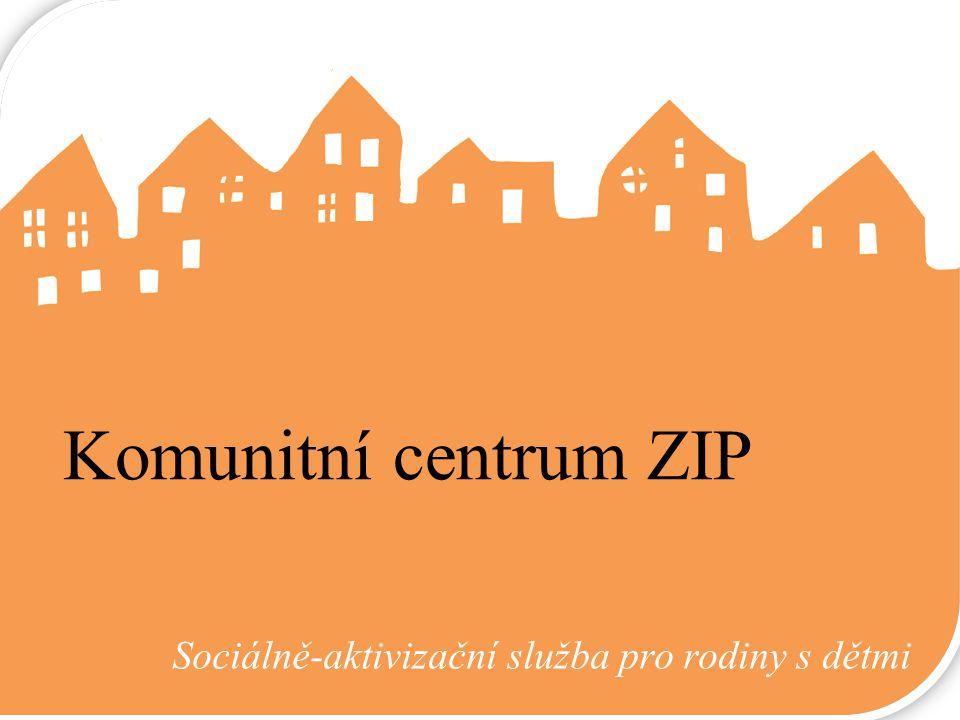 Sociálně-aktivizační služba pro rodiny s dětmi