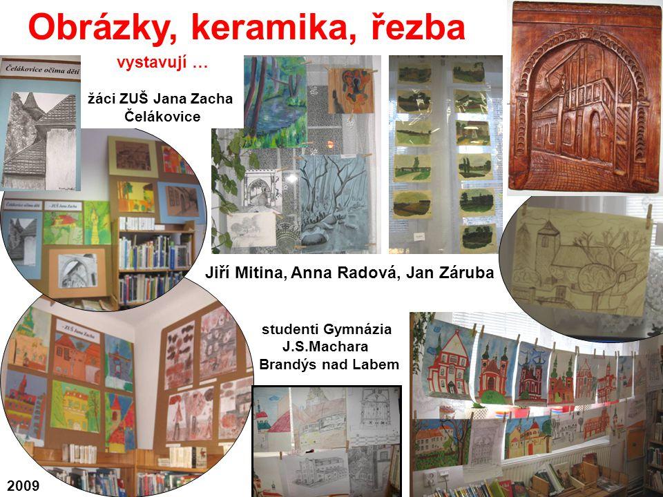 Jiří Mitina, Anna Radová, Jan Záruba