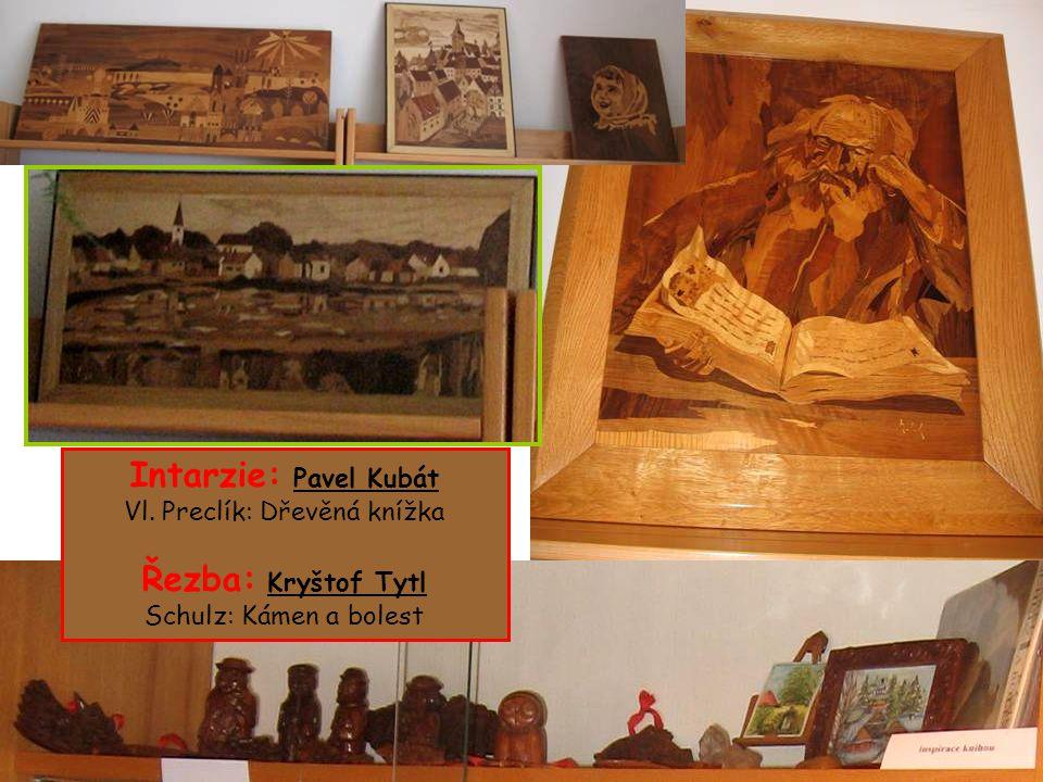 Vl. Preclík: Dřevěná knížka