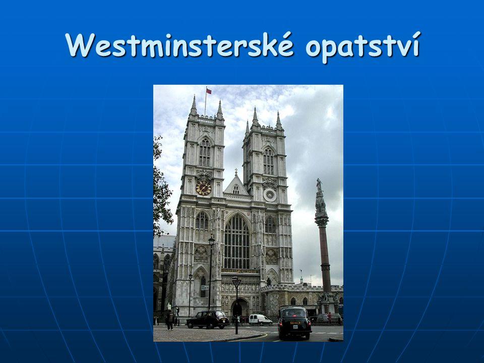 Westminsterské opatství