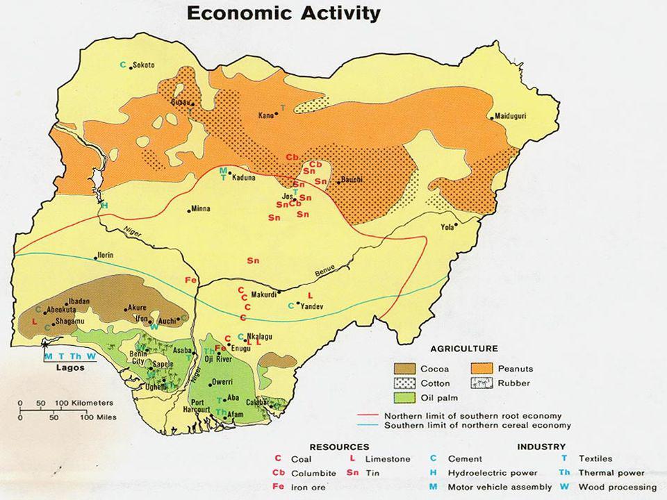HOSPODÁŘSTVÍ Těžba: černé uhlí, ropa, zemní plyn a cín